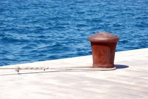 maritime bollard